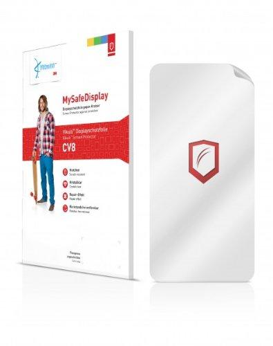 2x Vikuiti MySafeDisplay Pellicole Protettiva Schermo CV8 da 3M per Apple iPhone 7 Plus (Camera parte posteriore)