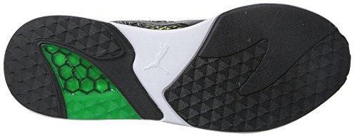 Puma Heren Xs500 Tk Grafische Sneaker Zwart / Amazon