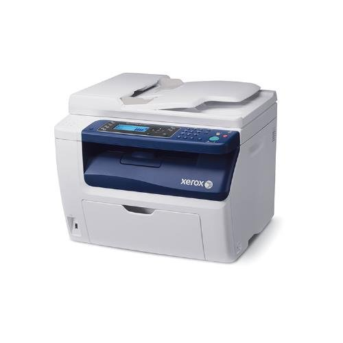 """Price comparison product image Xerox 6015 / NI Color Laser - Xerox WorkCentre 6015NI Color Laser MFP (15 ppm Mono / 12 ppm Color) (295 MHz) (1 GB) (128 MB) (8.5"""" x 14"""") (1200 x 2400 dpi) (Max Duty Cycle 30000 Pages) (150 Sheet Input Tray) (Network Ready) (USB)"""