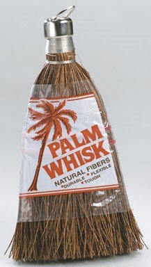 Palmyra Broom - BROOM WISK PALM NATRL4.5 by ELITE MfrPartNo 207-WPY