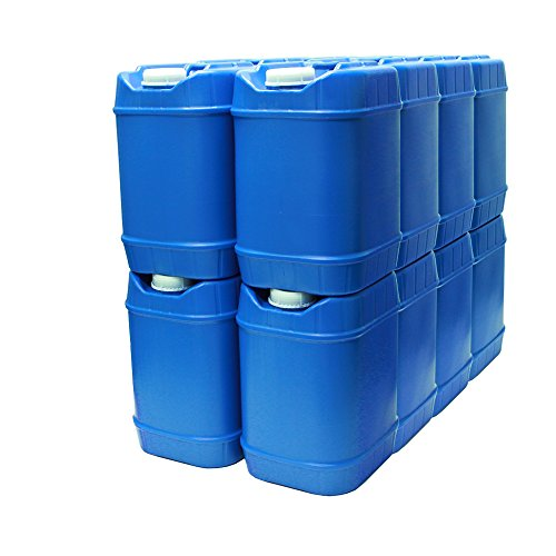flat water container - 6