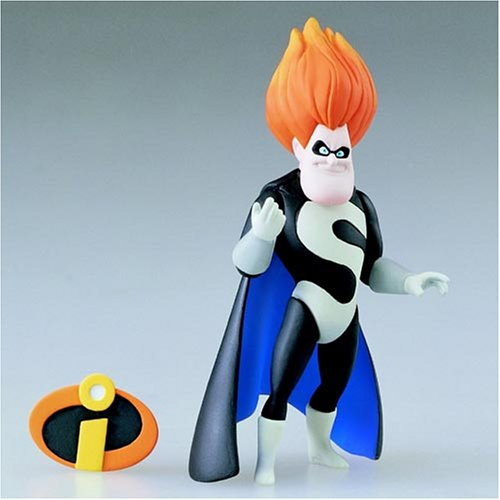 Disney Magical Collection #120 the Incredibles Syndrome Figure