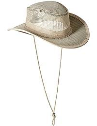 Men's Mesh Covered Hat