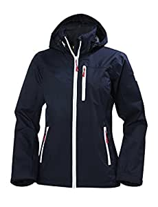 Amazon.com: Helly Hansen Women's Crew Lightweight Waterproof Windproof Breathable Sailing Rain
