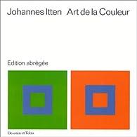 Art de la couleur, édition abrégée par Johannes Itten