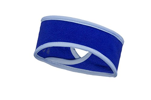 Slope Ponytail Headband Polyester Coverage