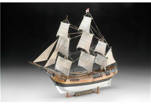 Revell Modellbausatz 05404 - H.M.S. Bounty im Maßstab 1:110