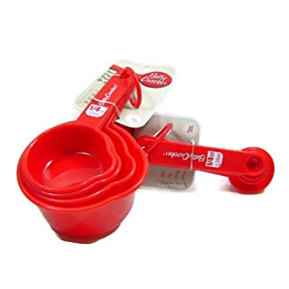 Betty Crocker Essentials Measuring Cups and Measuring Spoons Set