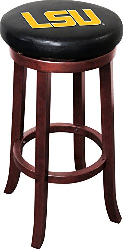 Image of Barstools Imperial Officially Licensed NCAA Furniture: Wooden Bar Stool