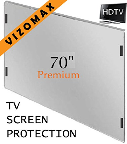 70 inch Vizomax TV Screen Protector for LCD, LED & Plasma...