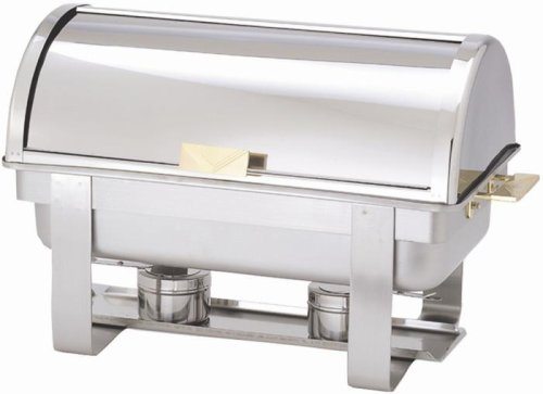 Adcraft Grand Prix Roll Top Chafer ROL-1 8qt (Chafer Adcraft)