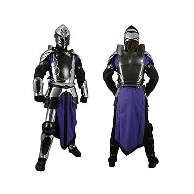 Armor Venue: Black Ice Armour Set Complete Set Black/Silver