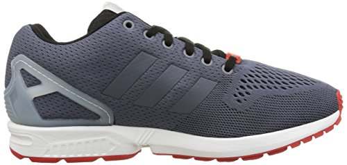 adidas Originals Unisex-Erwachsene ZX Flux Sneaker, Grau Grau (Onix/Onix/Core Black)