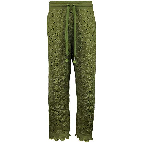 PUMA x Fenty by Rihanna Die Cut Embroidered Pants