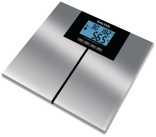 Salter Bodywise 9117 Stainless Steel Analyser Scale Amazon