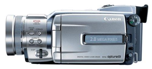 amazon com canon optura xi minidv camcorder w 11x optical zoom rh amazon com Canon Vixia Canon GL2