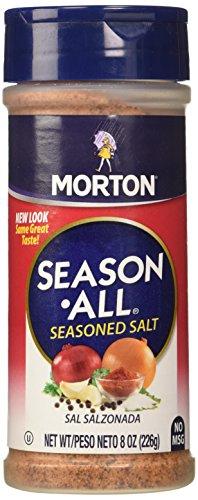 Morton Season All Salt, 8 oz