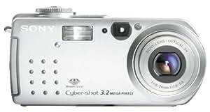 Sony DSC-P5 Cyber-shot 3MP Digital Camera with 3x Optical Zoom