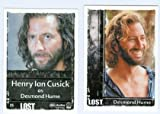 Desmond Hume Lost Archives trading card 2010 Rittenhouse #25 Henry Ian Cusick