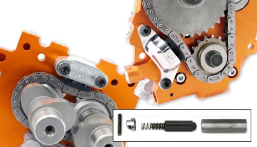 Red Shift Dual Piston Cam Chain Tensioners + Axtell Oil Bypass (Chain Tensioner Piston)