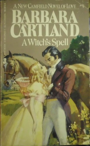book cover of A Witch\'s Spell
