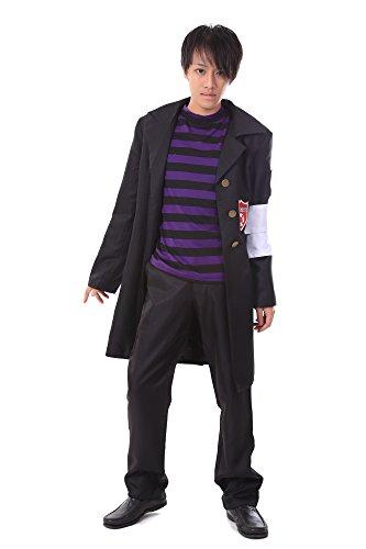 Belphegor Cosplay Costume (De-Cos Katekyo Hitman Reborn!