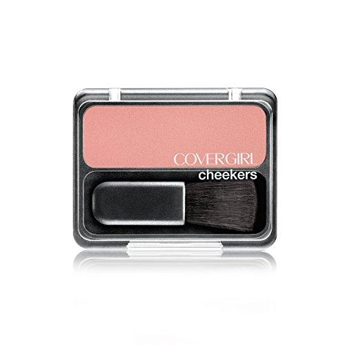 COVERGIRL Cheekers Blendable Powder Blush, Brick R…
