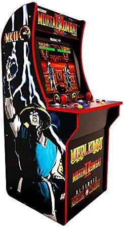 Arcade 1Up Mortal Kombat - Máquina Arcade Retro: Amazon.es ...
