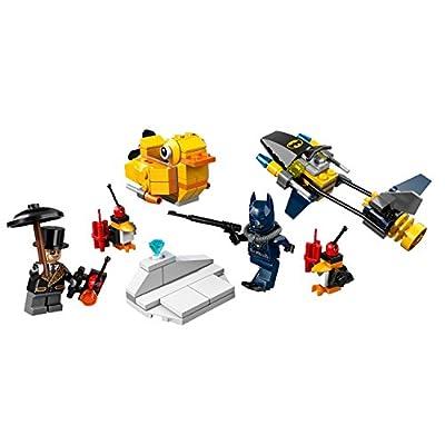 LEGO Super Heroes 76010: Batman: The Penguin Face Off: Toys & Games