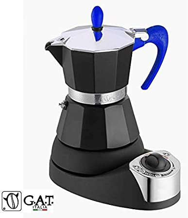 GAT Nerissima Cafetera eléctrica, 400 W: Amazon.es: Hogar