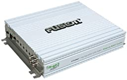 Fusion FM-402 2-Channel 400 Watt Marine Amplifier