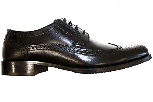 Pierre Cardin - Zapatos de cordones para hombre negro - negro