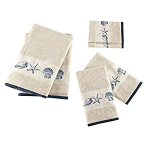 4171AstJe1L._SS300_ Beach Hand Towels & Nautical Hand Towels