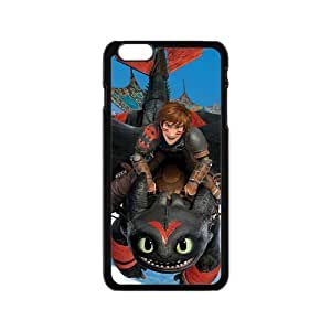 How To Train Your Dragon Plastic Protective Case Slim Fit for iPhone 6 Plus 4.7