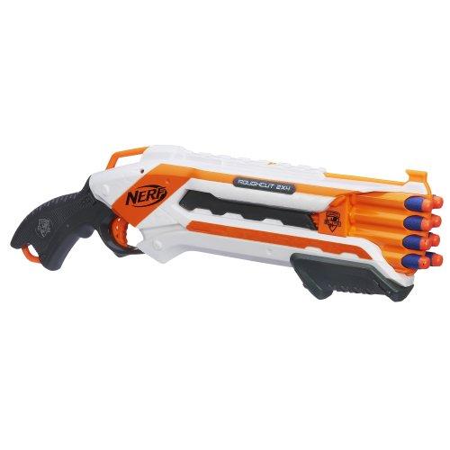 NERF N-Strike Elite Rough Cut 2X4 Blaster by Nerf