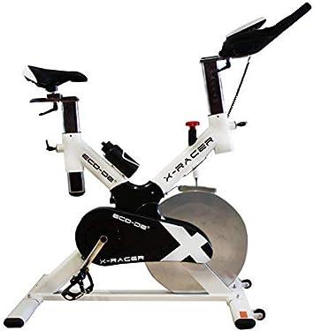 ECO-DE Bicicleta Spinning X-Racer. Uso semiprofesional con ...