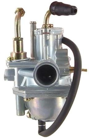 Carburetor Replacement For Eton Polaris Tomberlin ATVs 2-Stroke Manual  Choke NEW