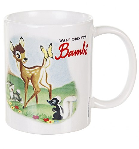 Disney Bambi Mug (Bambi Merchandise)