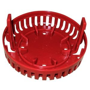 - Replacement Strainer Base for Round 1500-2000 Gph Bilge Pumps