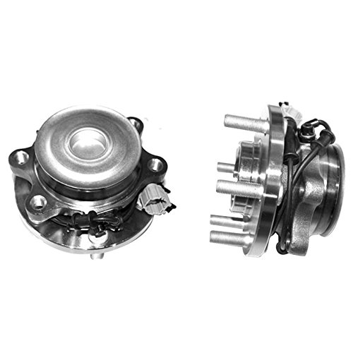 GSP 116064 Axle Bearing and Hub Assembly - Left or Right Front (Driver or Passenger Side)