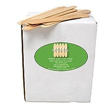 "Perfect Stix Jumbo Craft Sticks 6"" Length Pack of 500"