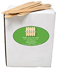 Perfect Stix - Craft WTD-500 Jumbo Craft Sticks, Pack of 500ct, Plain Jumbo