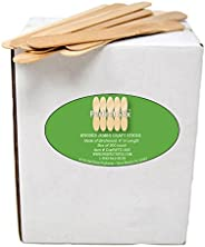 Perfect Stix Jumbo Craft Sticks, Pack of 500ct, Plain Jumbo
