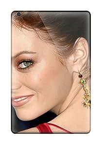 Best Cute Appearance Cover/tpu Emma Stone In Zombieland Case For Ipad Mini 3 7309997K92879184