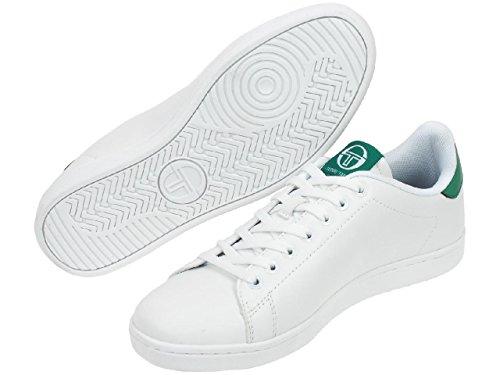 Sergio Tacchini Gran Torino White / Green ST62410104, Scarpe sportive