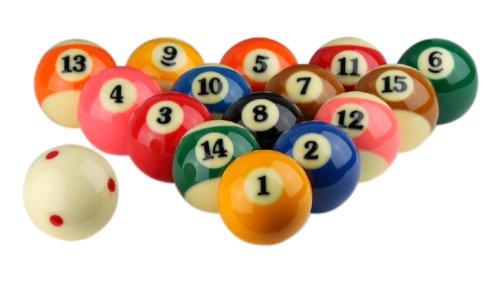 Super Aramith Pro Pool Balls - 6