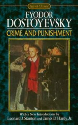 Book cover for Crime and Punishment