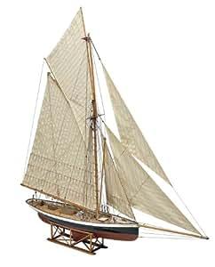Mamoli MV 43 Puritan - Barco a escala 1:50 [Importado de Alemania]