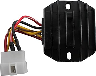 New 12 Volt Regulator Replaces John Deere AM101046, AM126304