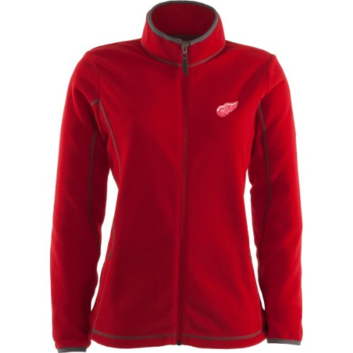 ANTIGUA DETROIT RED WINGS WOMEN'S ICE JACKET XX (Antigua Detroit Red Wings Jacket)